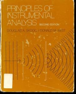 principles of instrumental analysis 6th edition solutions manual pdf