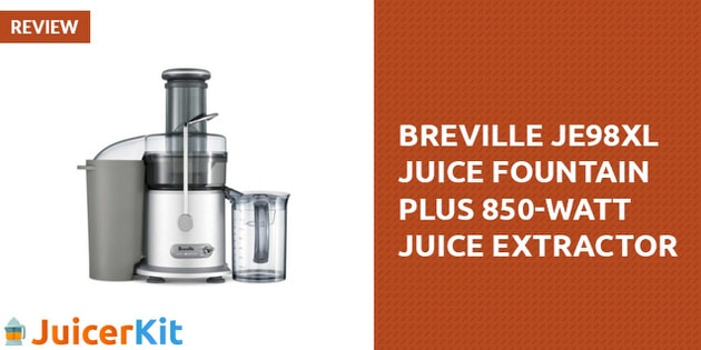 breville juice fountain compact manual