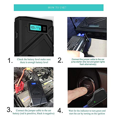 motomaster mobile power pack 300a manual