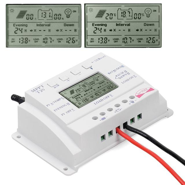 coleman solar charge controller manual