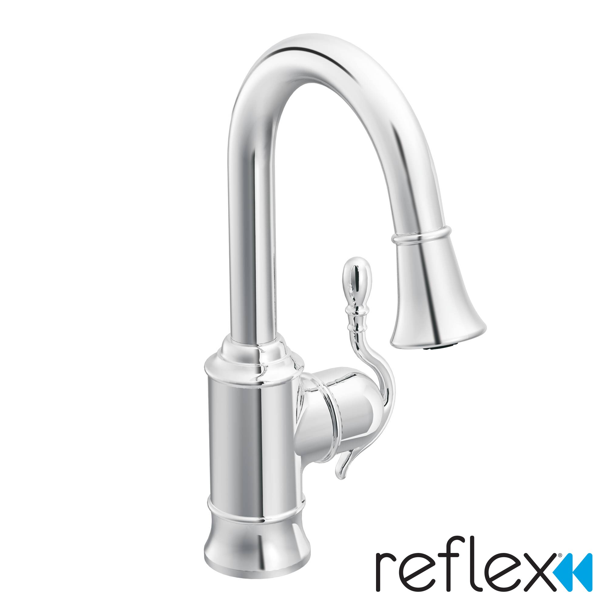 moen pull out kitchen faucet manual