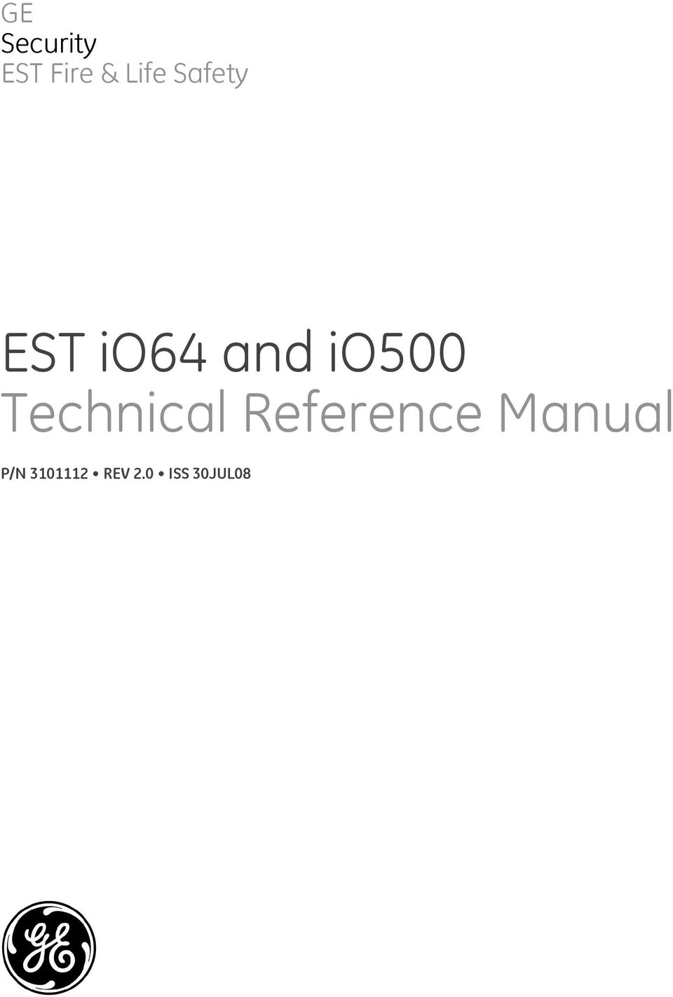 paragon 2 technical reference manual