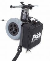 powerstroll unit for manual wheelchairs